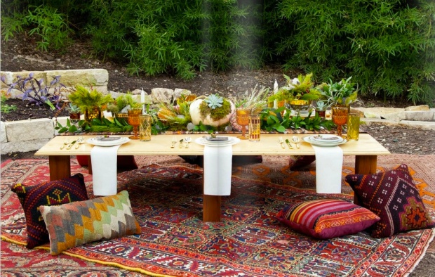 B&B table